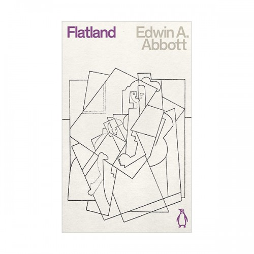 Penguin Science Fiction : Flatland (Paperback, 영국판)