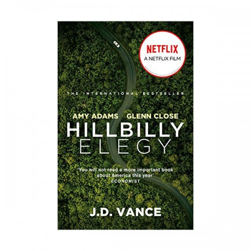 [넷플릭스]Hillbilly Elegy : A Memoir of a Family and Culture in Crisis (Paperback, 영국판)