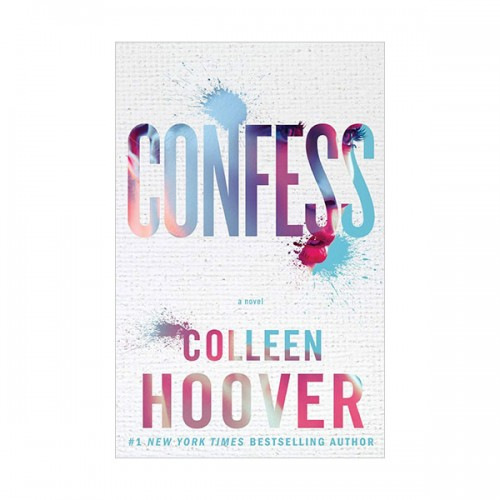 콜린 후버 : Hopeless Series #02 : Confess (Paperback)
