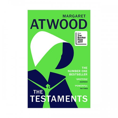[2019 맨부커] The Testaments : The Sequel to The Handmaid's Tale : 증언들 (Paperback, 영국판)