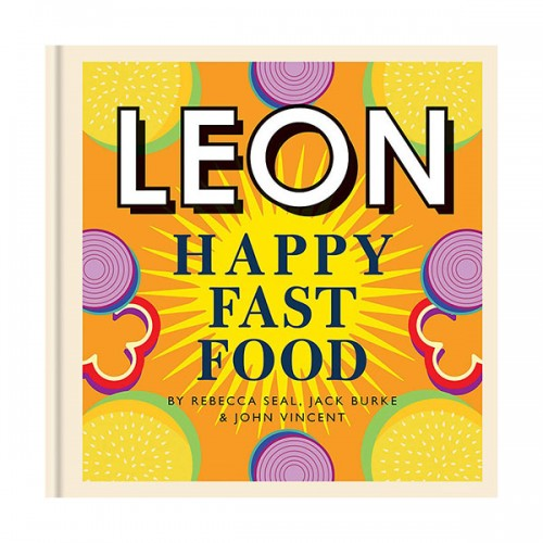 Happy Leons: Leon Happy Fast Food (Hardcover, 영국판)