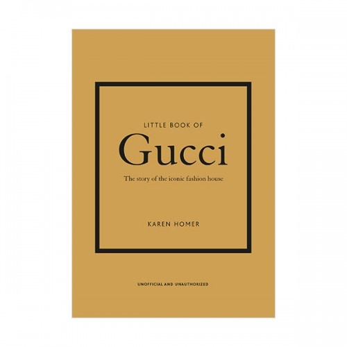 Little Book of Fashion : Little Book of Gucci (Hardcover, 영국판)