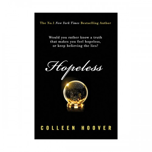 콜린 후버 : Hopeless Series #01 : Hopeless (Paperback, 영국판)