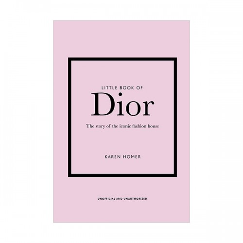 Little Book of Fashion : Little Book of Dior (Hardcover, 영국판)