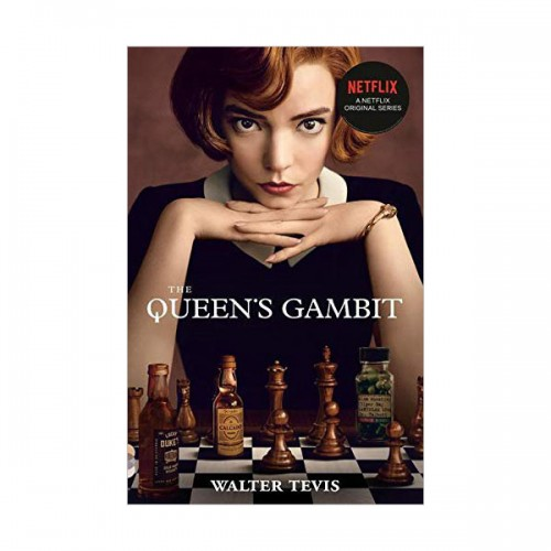 [넷플릭스] The Queen's Gambit (Paperback, MTI)