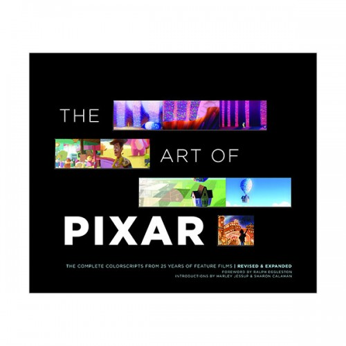 The Art of Pixar (Hardcover)