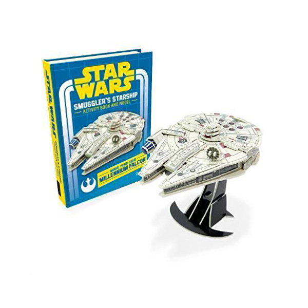 Star Wars: Smuggler's Starship: Activity Book and Model (Hardcover)