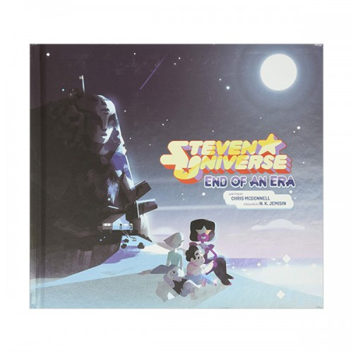 Steven Universe : End of an Era (Hardcover)