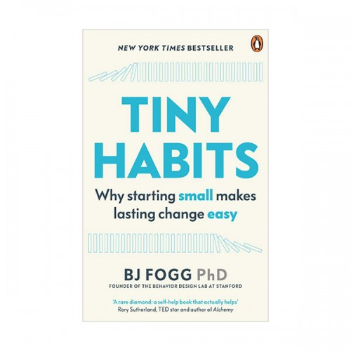 Tiny Habits : Why Starting Small Makes Lasting Change Easy (Paperback, 영국판)