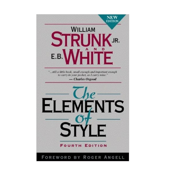 The Elements of Style (Paperback, 4th Edition)