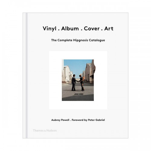 Vinyl . Album . Cover . Art : The Complete Hipgnosis Catalogue (Hardcover, 영국판)