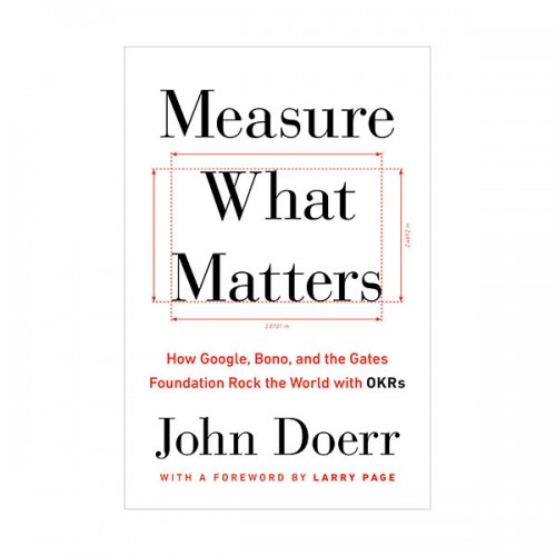 Measure What Matters (Paperback, INT)