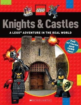 A LEGO Adventure in the Real World : Knights & Castles (Paperback)