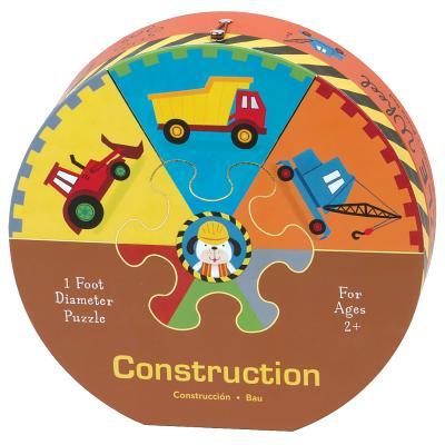 Construction Deluxe Puzzle Wheel