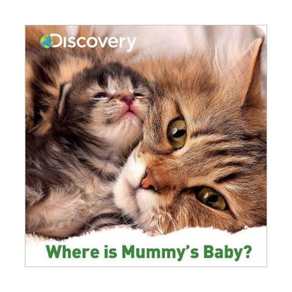 Discovery Where is Mummy's Baby?