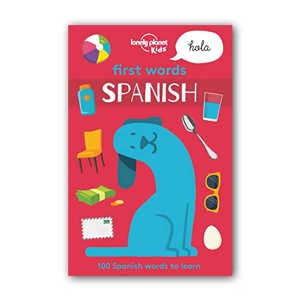 First Words - Spanish (Paperback)