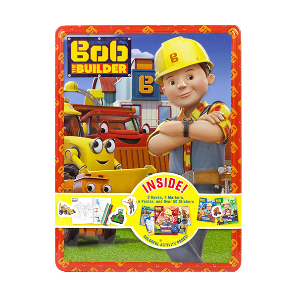 Happy Tin : Bob the Builder (Happy Tin)