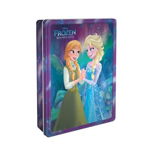Happy Tin : Disney Frozen Northern Lights (Happy Tin)