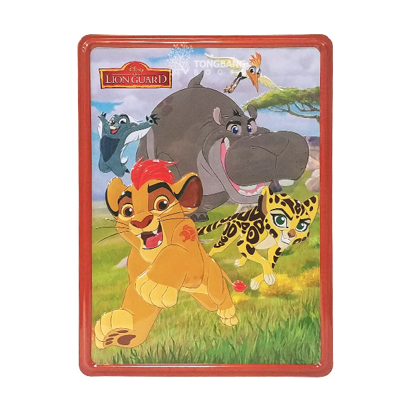 Happy Tin : Disney Junior the Lion Guard (Happy Tin)