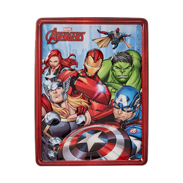 Happy Tin : Marvel Avengers (Happy Tin)