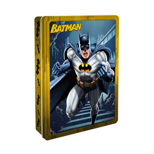 Happy Tin : Warner Bros Batman (Happy Tin)