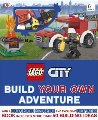 LEGO City: Build Your Own Adventure (Hardcover)