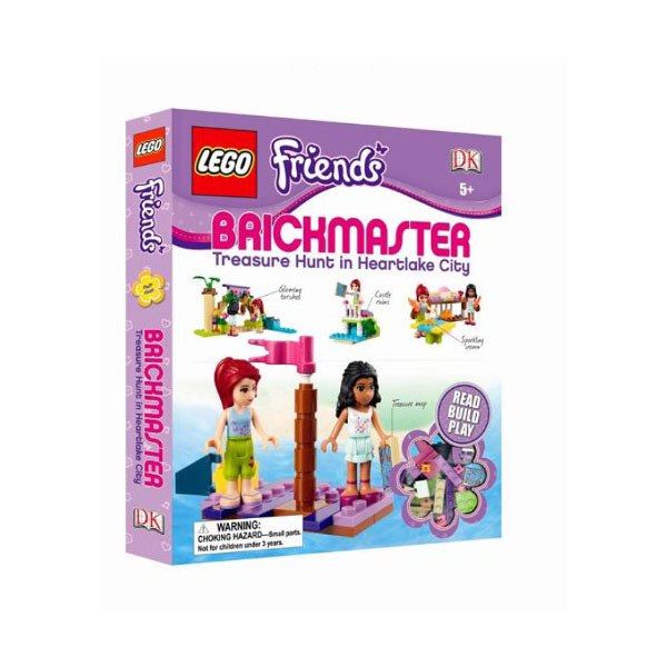 LEGO Friend Brickmaster (Hardcover)