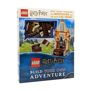LEGO Harry Potter Build Your Own Adventure (Hardcover)