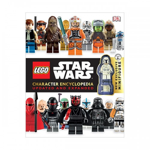 LEGO Star Wars : Character Encyclopedia : Updated and Expanded (Hardcover)