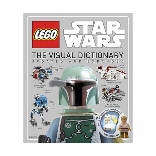 LEGO Star Wars : The Visual Dictionary : Updated and Expanded (Hardcover)
