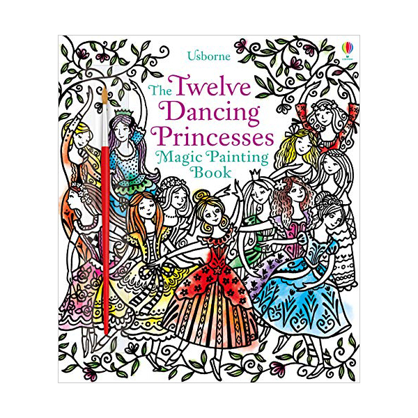 Magic Painting Twelve Dancing Princesses (Paperback, 영국판)