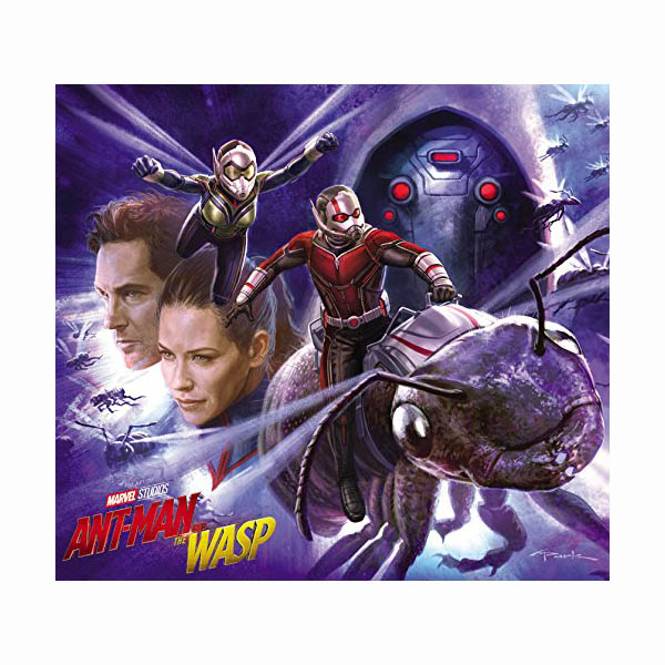 Marvel's Ant-Man and the Wasp - The Art of the Movie (Hardcover)