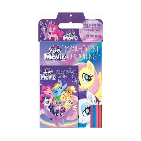 My Little Pony The Movie Activity Pack