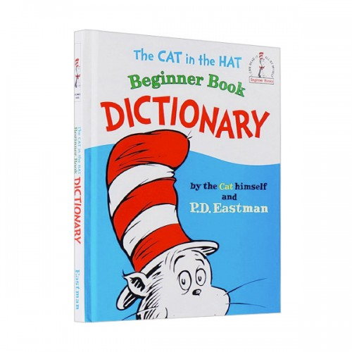 The Cat in the Hat Beginner Book Dictionary (Hardcover)