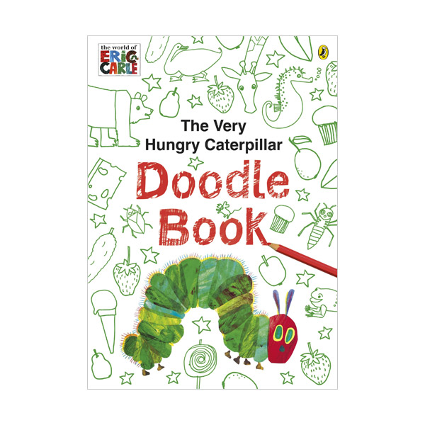 The Very Hungry Caterpillar Doodle Book (Paperback)
