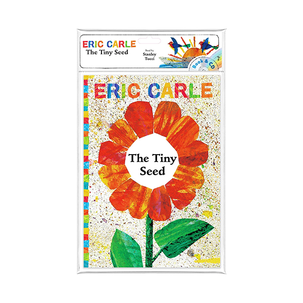 The World of Eric Carle : The Tiny Seed (Book & CD, Paperback)