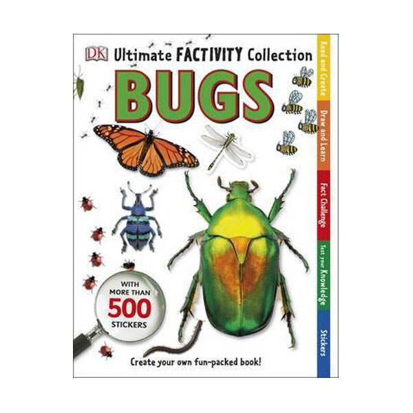 Ultimate Factivity Collection : Bugs (Paperback, 영국판)
