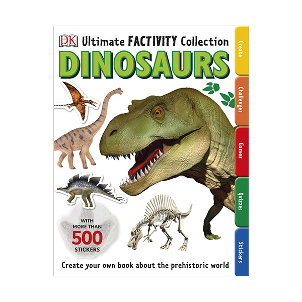 Ultimate Factivity Collection : Dinosaur (Paperback, 영국판)