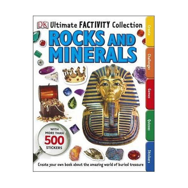 Ultimate Factivity Collection : Rocks and Minerals (Paperback, 영국판)