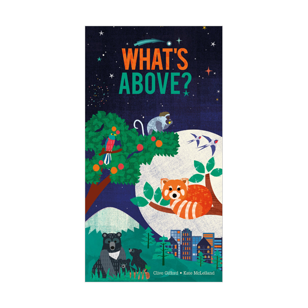 What's Above? (Hardcover)