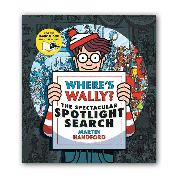 Where's Wally? The Spectacular Spotlight Search (Hardcover, 영국판)