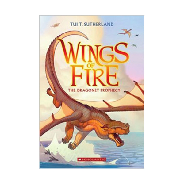 Wings of Fire #01 : The Dragonet Prophecy (Paperback)