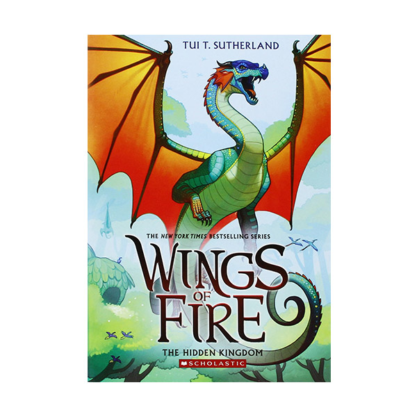 Wings of Fire #03 : The Hidden Kingdom (Paperback)