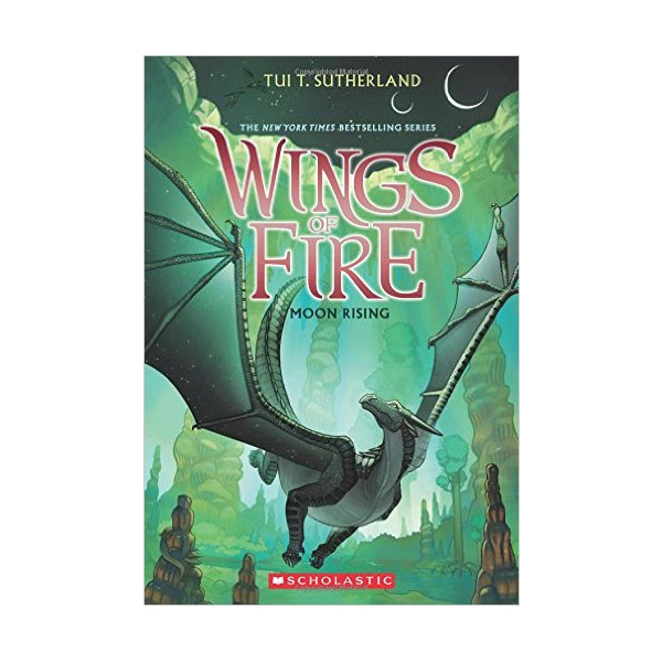 Wings of Fire #06 : Moon Rising (Paperback)