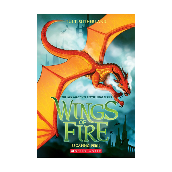 Wings of Fire #08 : Escaping Peril (Paperback)