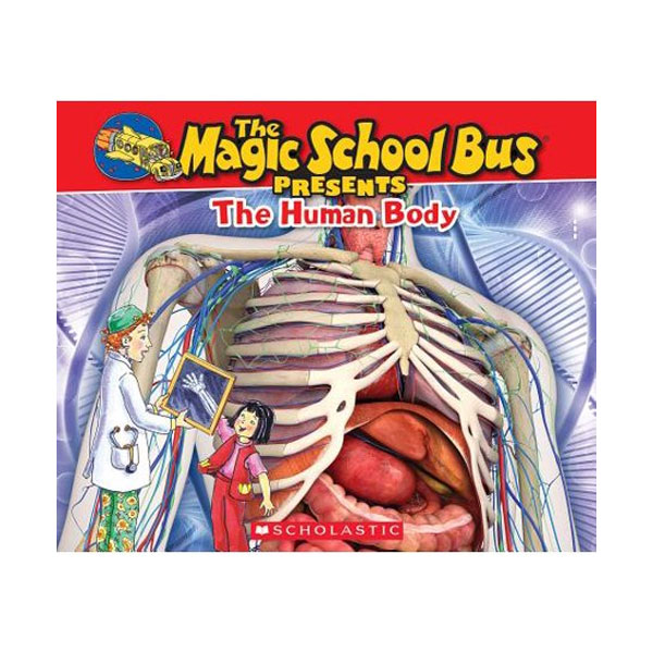 Magic School Bus Presents : The Human Body (Paperback)