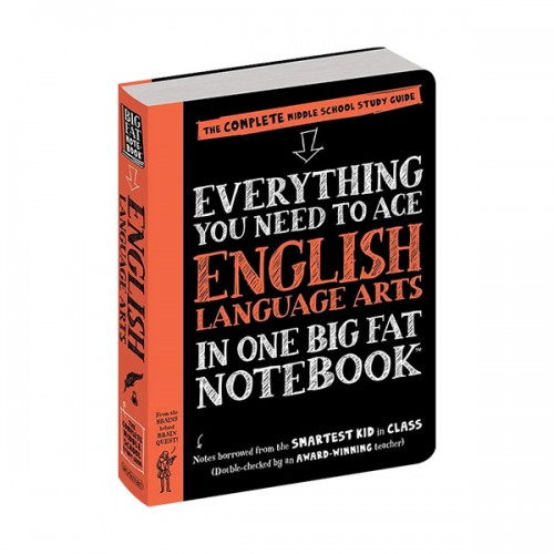 Everything You Need to Ace English Language Arts in One Big Fat Notebook : The Complete Middle School Study Guide (Paperback)