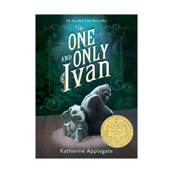 [2013 뉴베리] The One and Only Ivan (Paperback, Newbery)