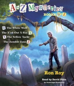 A to Z Mysteries : Books W-Z (Audio CD, Unabridged Edition)