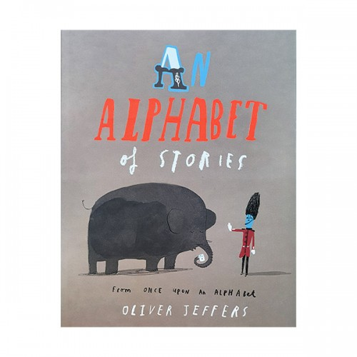 An Alphabet of Stories (Paperback, 영국판)